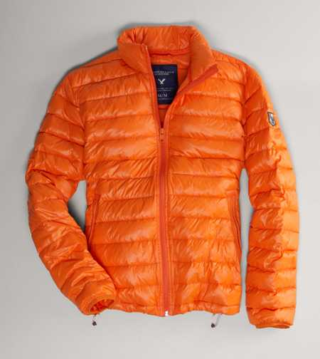 AE Lightweight Puffer Jacket - Genuine Down Filling
