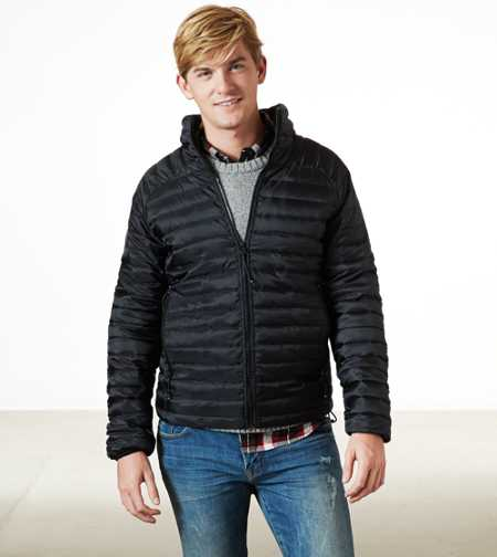 AE Lightweight Puffer Jacket