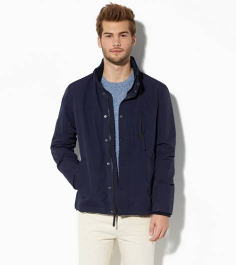 Navy AE Spring Jacket