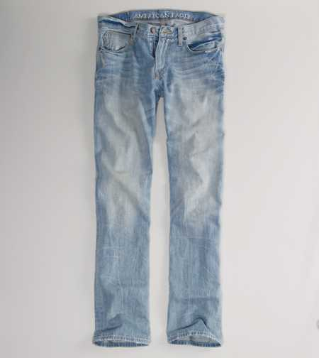 Original Straight Jean - Medium Indigo Wash