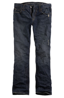 Straight Jeans from AE