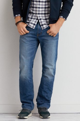 Original Straight Jean  - Buy One Get One 50% Off