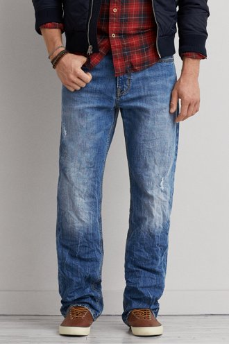 Relaxed Straight Core Flex Jean - Buy One Get One 50% Off