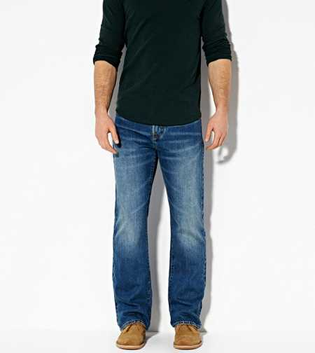 Bootcut Jean - Medium Rugged
