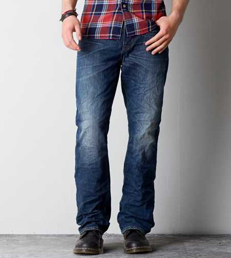 Classic Bootcut Jean - Medium Broken-In