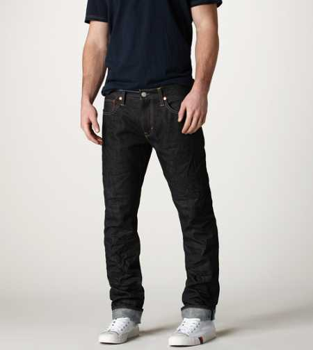 Slim Straight Jean - Rigid Wash