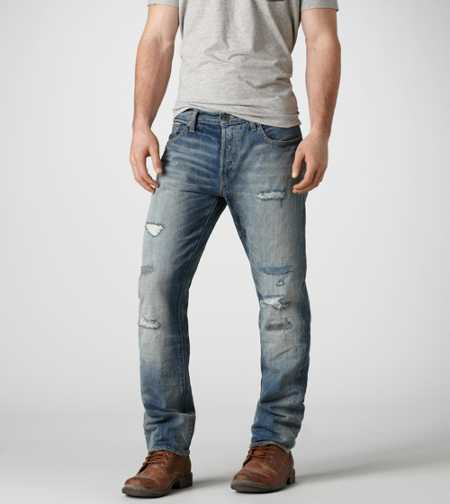 Slim Straight Jean - 77 Reserve Denim