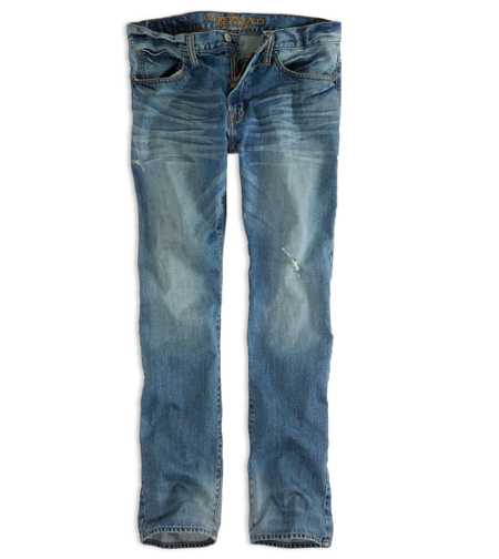 Slim Jean - Medium Resin Whisker