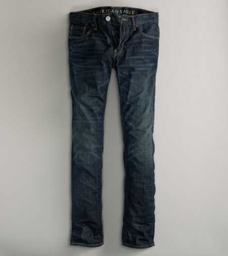 Slim Jean - Dark Pure Rinse Wash