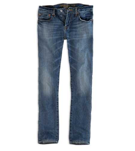 Skinny Jean - Medium Rugged