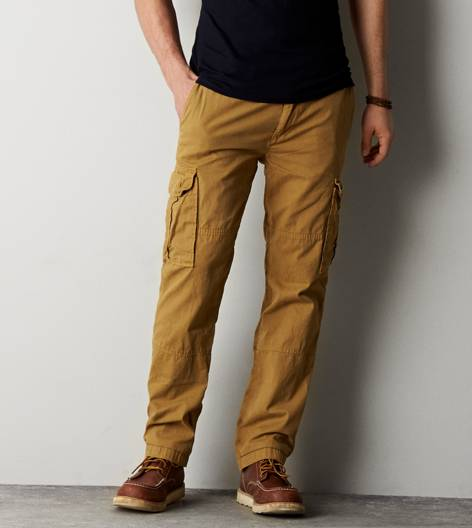 Golden Oak AEO Original Straight Cargo Khaki