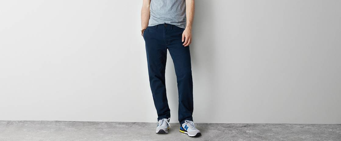 Fleet Navy AE Relaxed Straight Khaki
