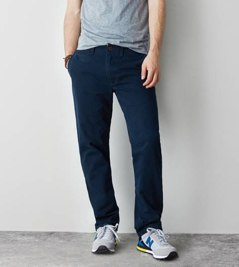 Fleet Navy AEO Relaxed Straight Khaki