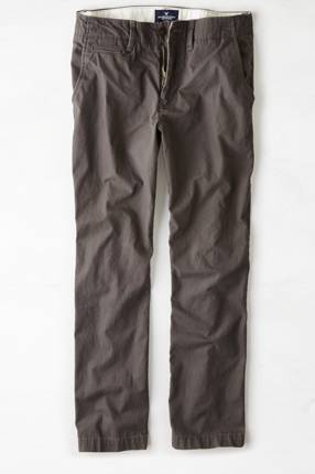 AEO Original Straight Khaki