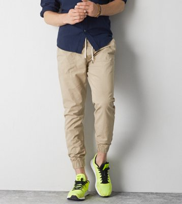 Excellent AE JOGGER PANT CAMPUS KHAKI | AMERICAN EAGLE OUTFITTERS On The Hunt