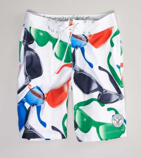 AE Sunglasses Board Short