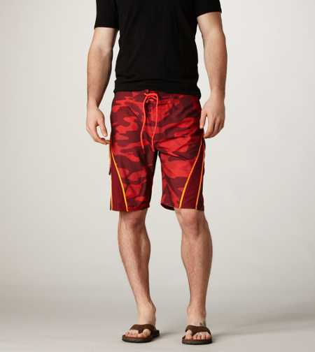 AE Camouflage Board Short