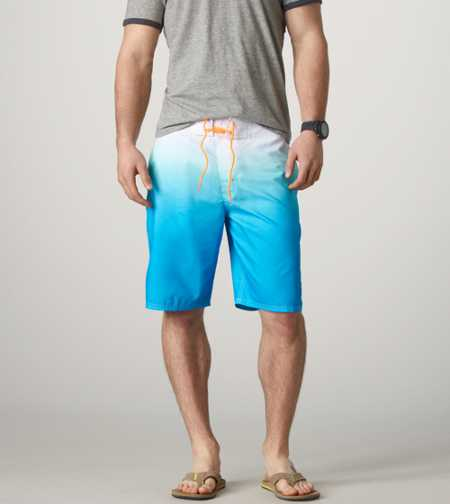 AE Ombre Board Short - Take 40% Off