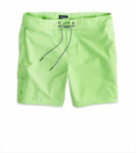 AE Solid Swim Trunk