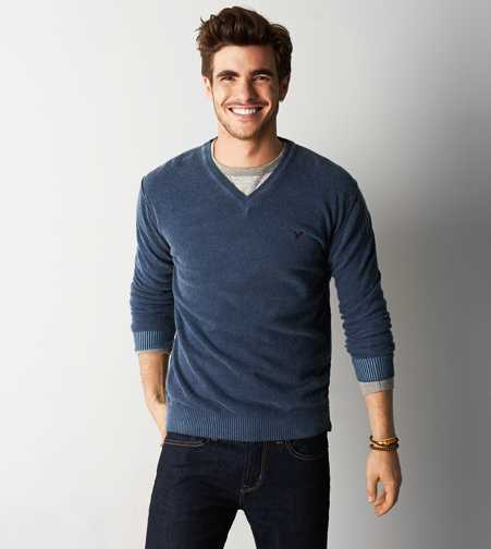 AEO V-Neck Sweater - Buy One Get One 50% Off