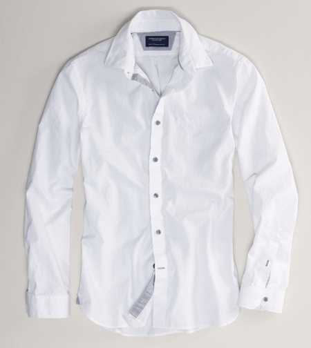 AE Slim Fit Button-Down - Slim Fit