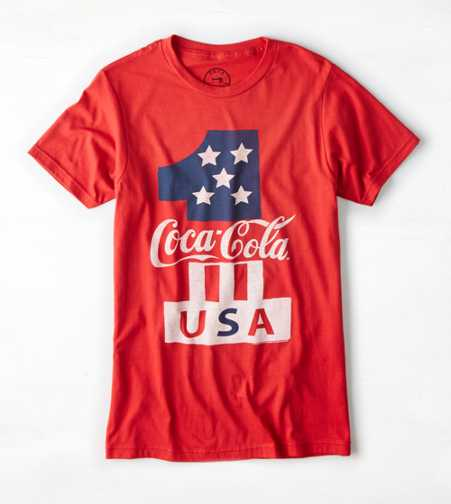 Coca-Cola Graphic T-Shirt - Buy One Get One 50% Off