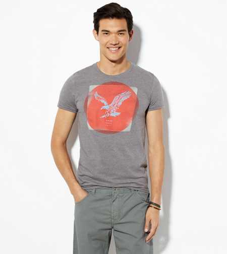 AE Eagle Graphic T