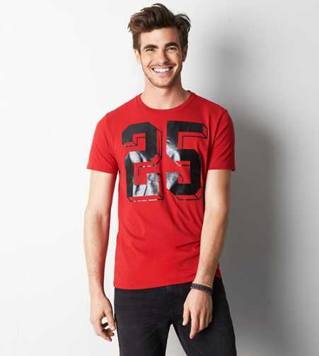 AEO 25 Graphic T-Shirt - Buy One Get One 50% Off