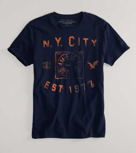 AE NYC Graphic Tee