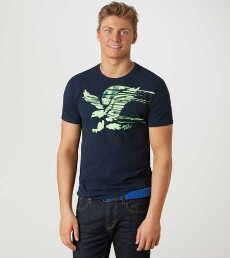 AE Eagle Graphic Tee