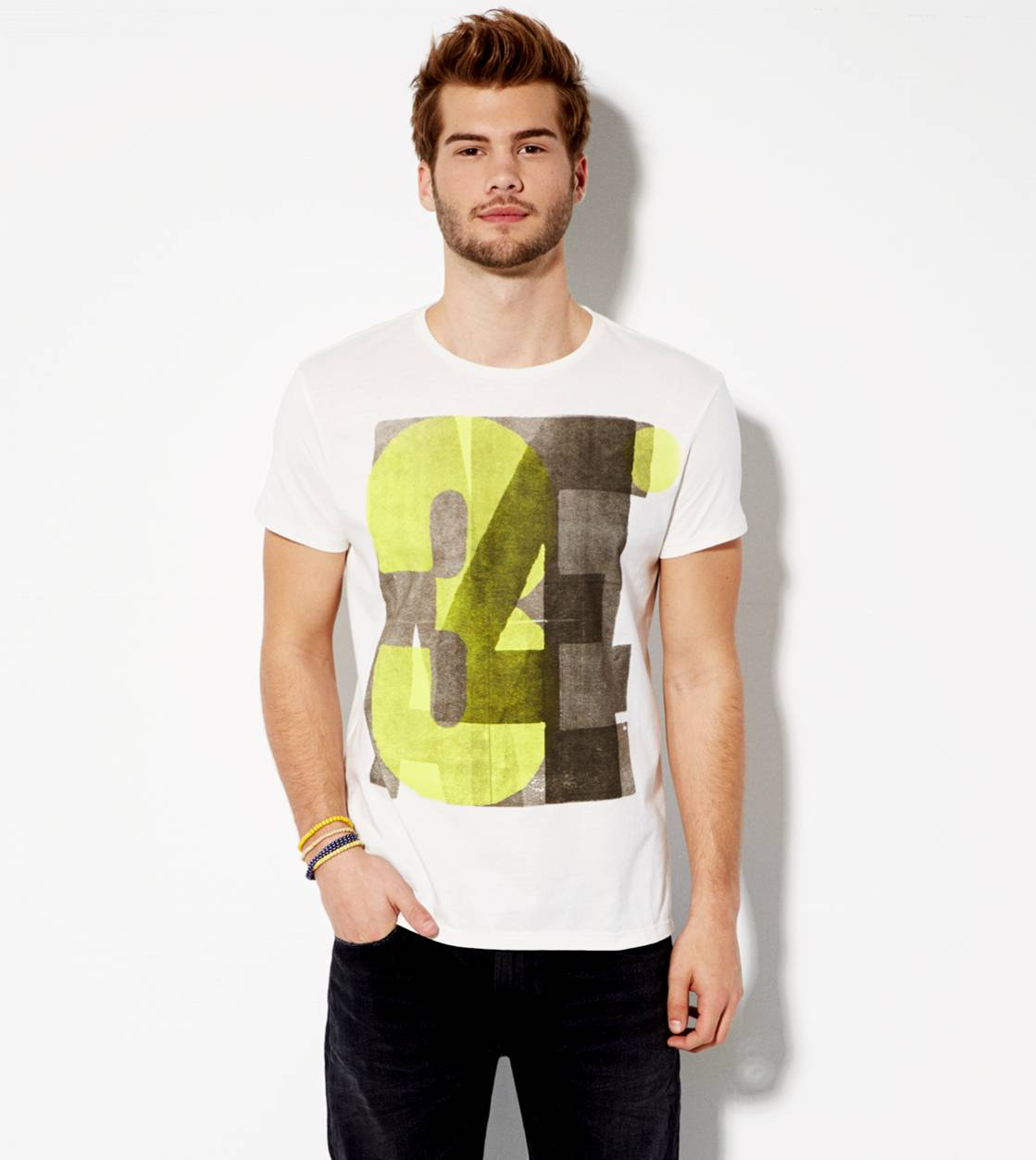 Chalk AE 34 T-Shirt