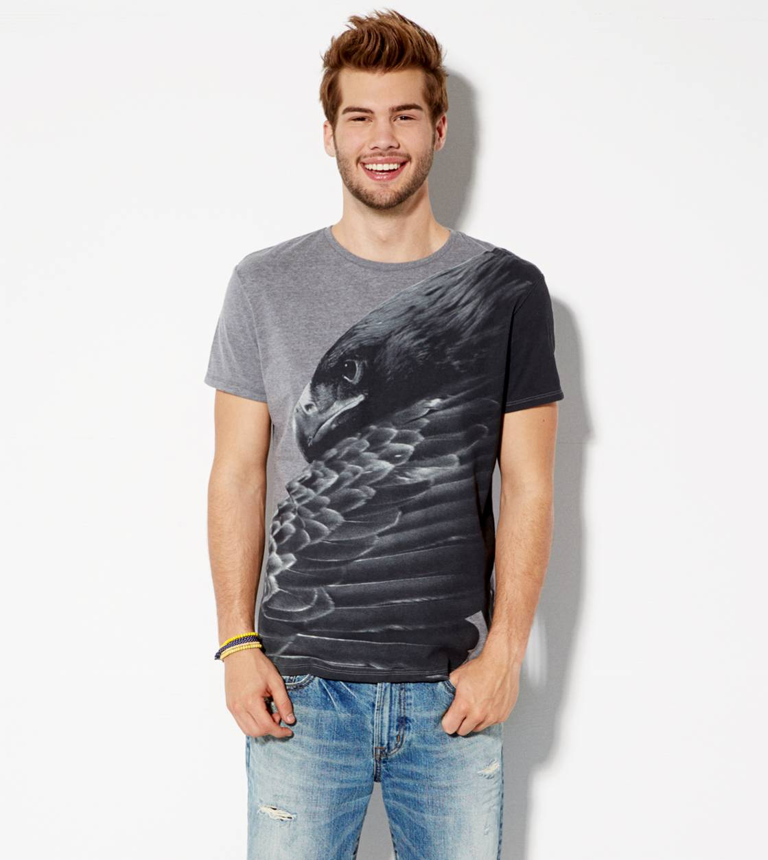 City Grey AE Photoreal T-Shirt