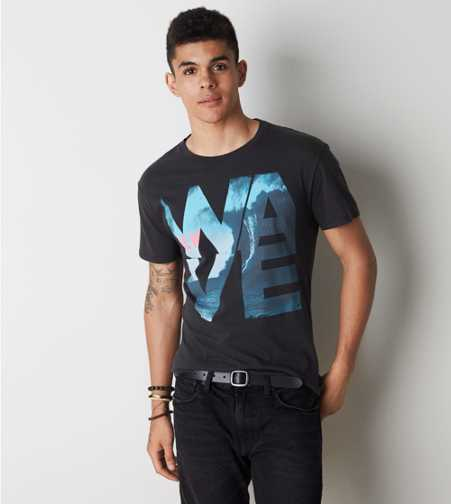 AEO New Wave Graphic T-Shirt