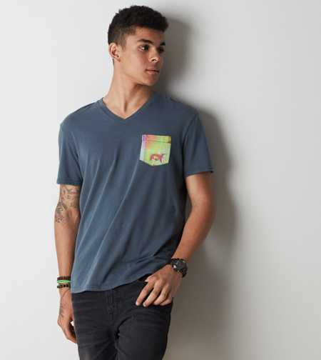 AEO Pocket T-Shirt - Buy One Get One 50% Off