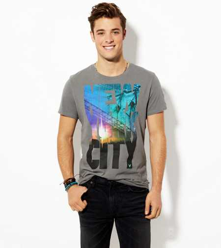AE NYC Graphic T-Shirt