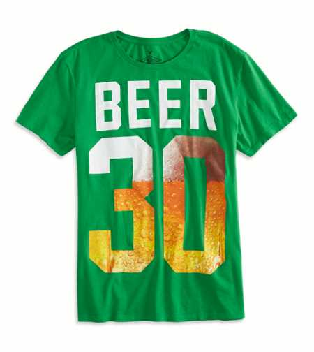 AE Beer 30 Graphic T-Shirt - Buy One Get One 50% Off