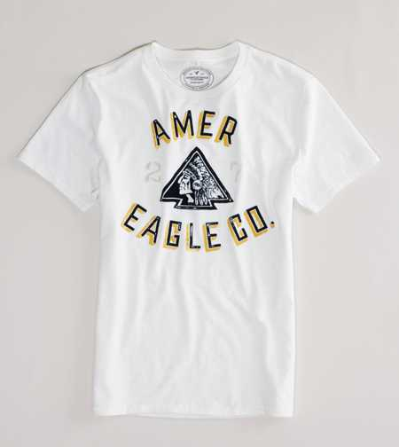 AE Heritage Tee - Take 40% Off