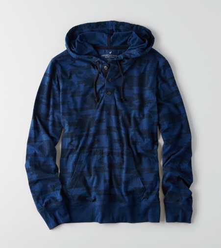 AEO Hooded Henley