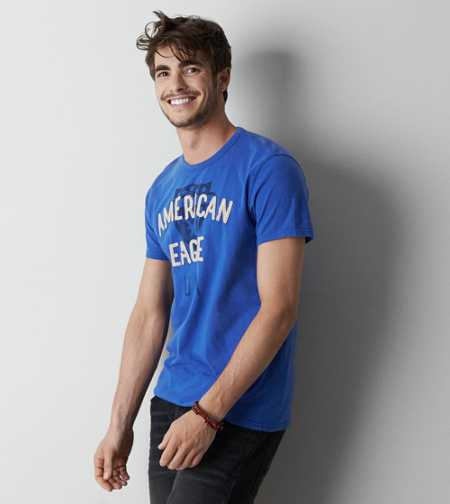 AEO Applique Graphic T-Shirt - Buy One Get One 50% Off