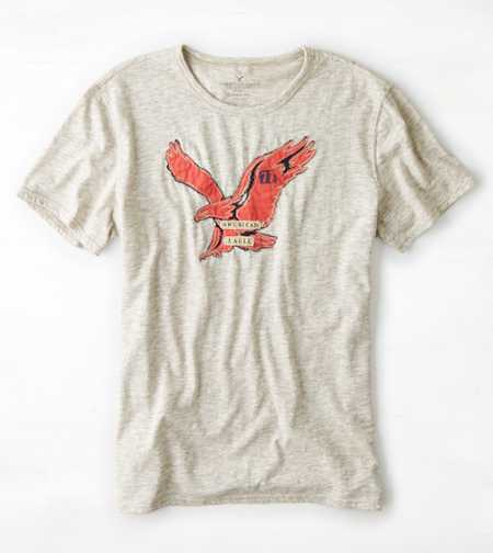 AEO Applique Graphic T-Shirt - Buy One Ge