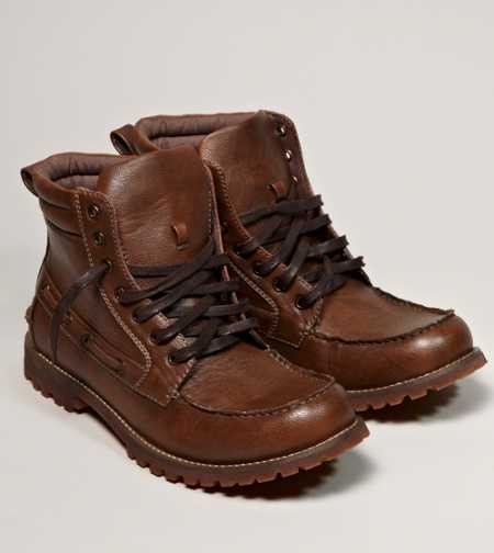 AEO Rugged Lace-Up Boot - Free Shipping On Shoes