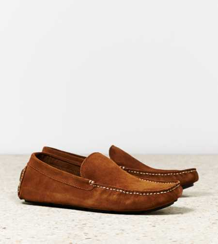 AEO Suede Loafer