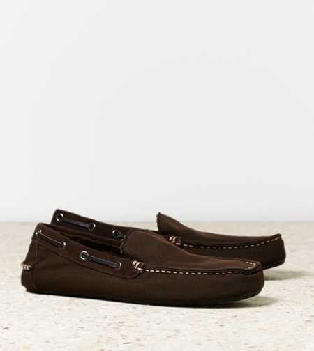 AEO Canvas Loafer
