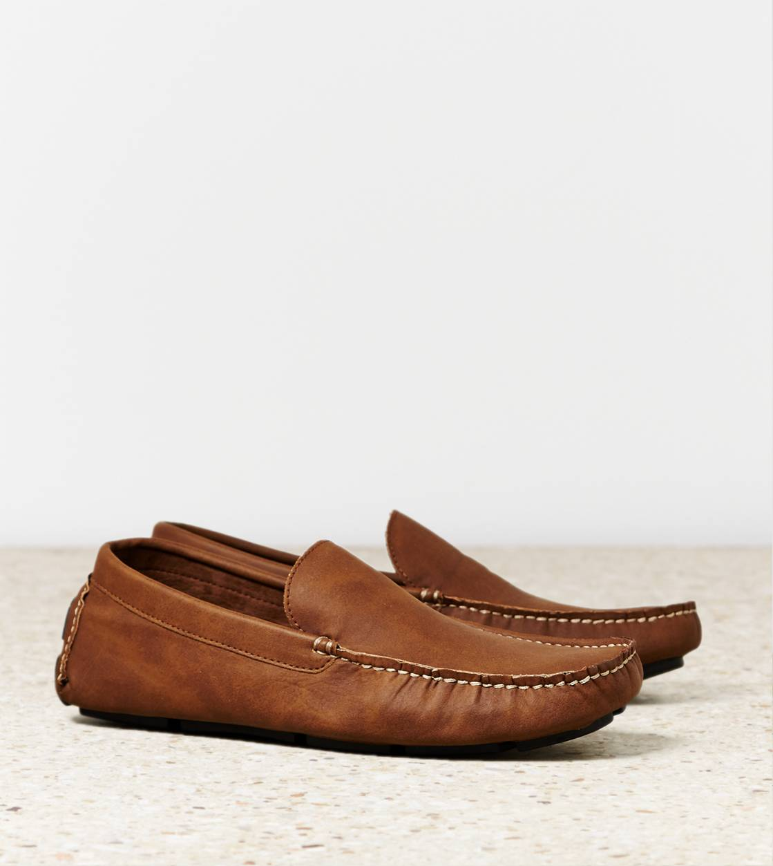 Tan AEO Loafer