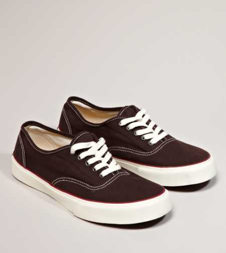 AEO Canvas Sneaker - Free Shipping On Shoes