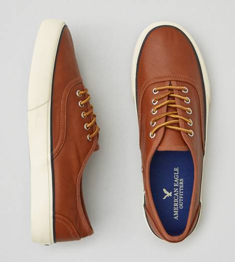 Brown AEO Low Top Sneaker