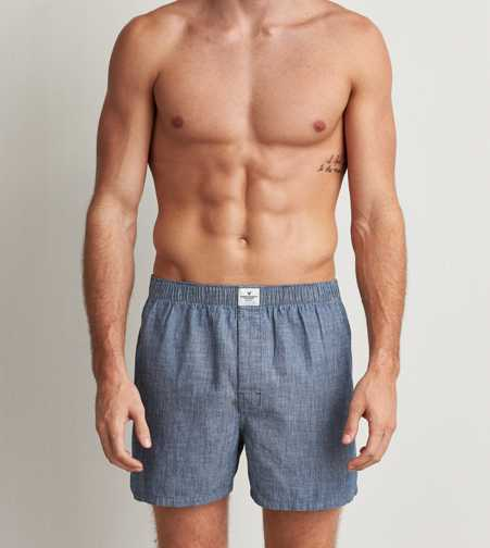 AEO Chambray Boxer - Buy 5 for $45, 3 for $30, 2 for $22