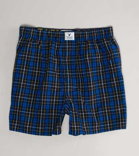 AE Plaid Boxer
