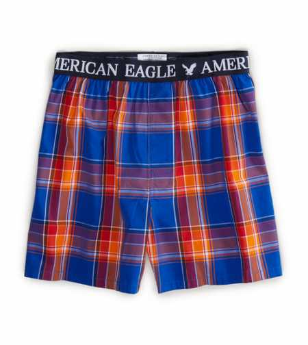 AE Plaid Boxer - 2 for $20