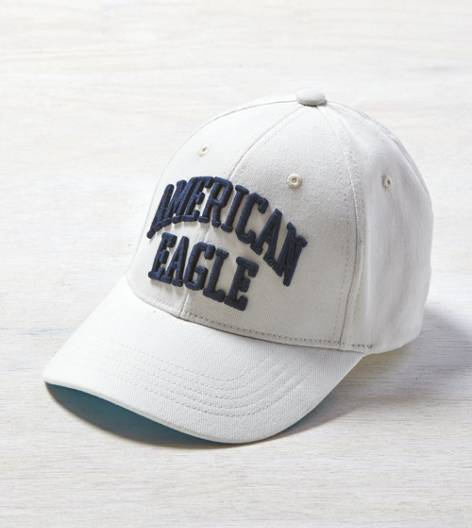 Chalk AEO Signature Fitted Baseball Cap